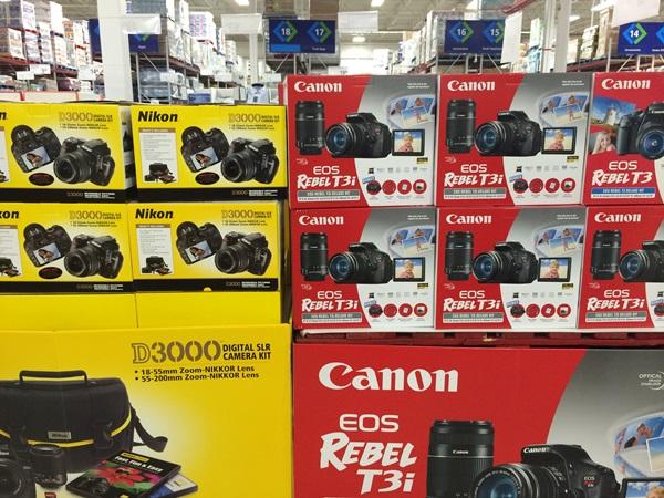 Sam's Club Holiday Gift Ideas Cameras