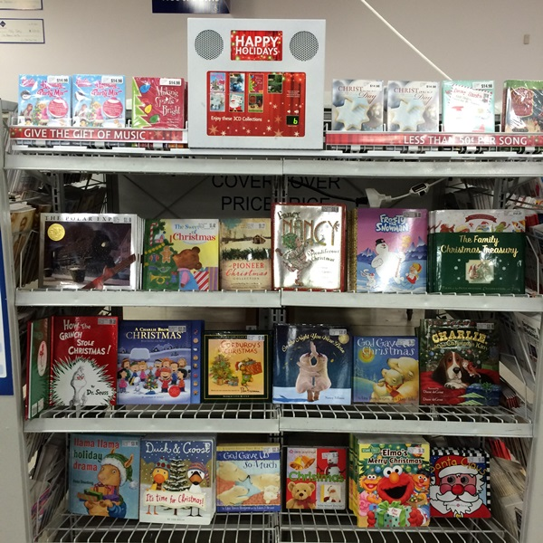 Sam's Club Holiday Gift Ideas Kids Books