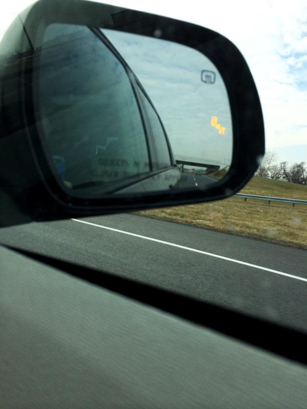 Toyota Sienna Blind Spot Monitoring
