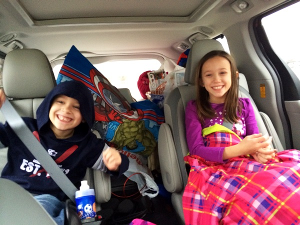 Holiday Road Trip With The Toyota Sienna