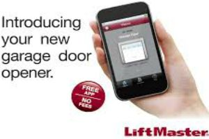 Did You Forget To Close The Garage Door? This Garage Door Opener & App Can Help