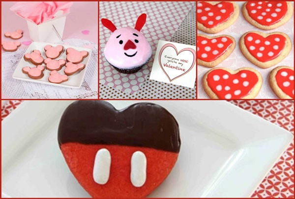 15 Disney Inspired & Creative Valentine's Recipes