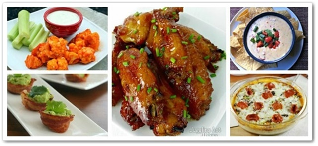 30 March Madness Appetizers Featured