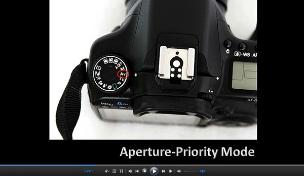 Beginner's Guide to SLR Photography Aperature Priority