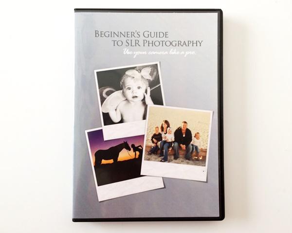 Beginner's Guide to SLR Photography DVD