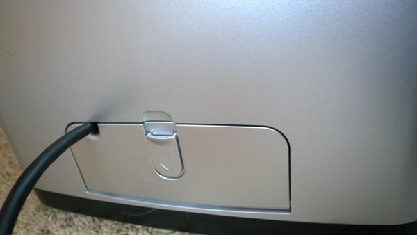 Friedrich Air Purifier Cord Storage