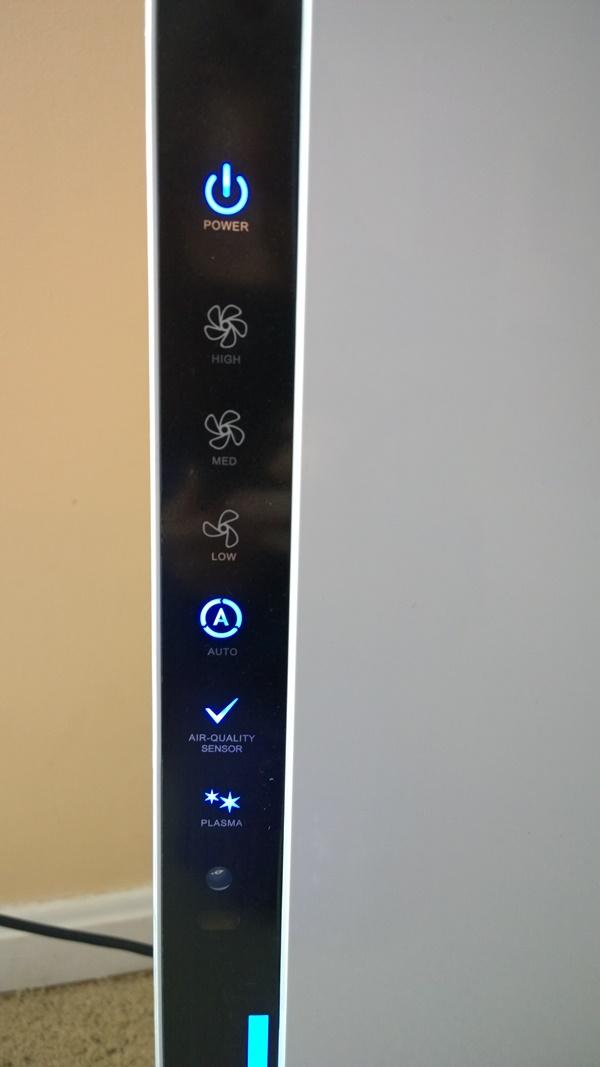 Friedrich Air Purifier LED