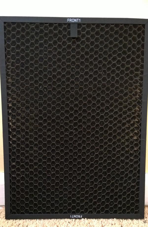 Fridrich Carbon Filter