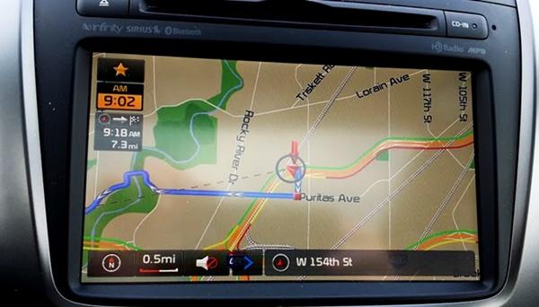 Kia Sorento GPS