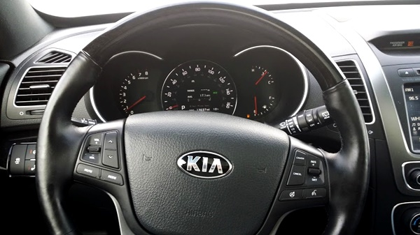 Kia Sorento Steering Wheel