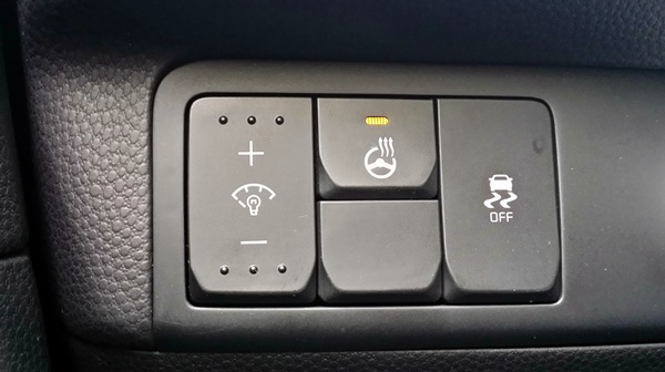 Kia Soul Heated Steering Wheel