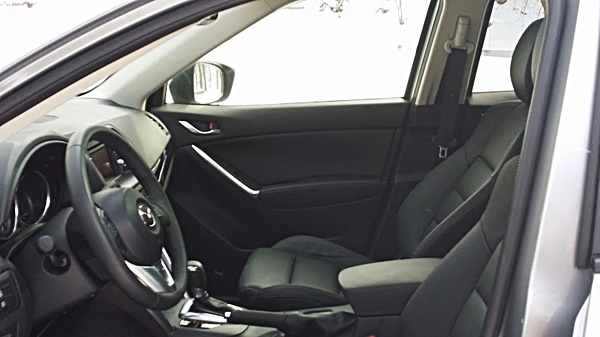 Mazda CX-5 Front Seat