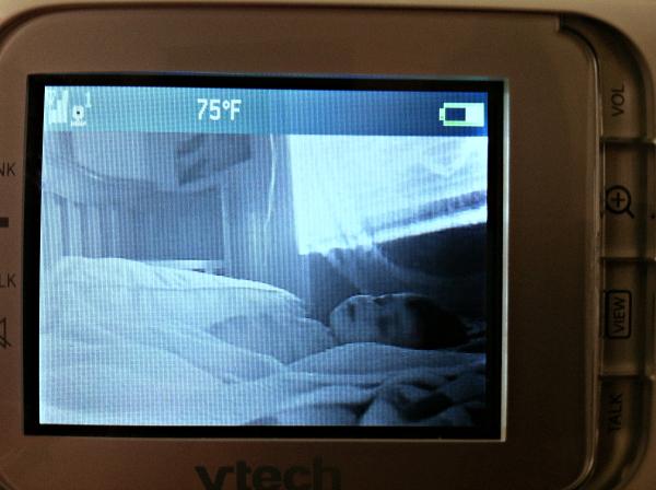 VTech Monitor Close Up Display