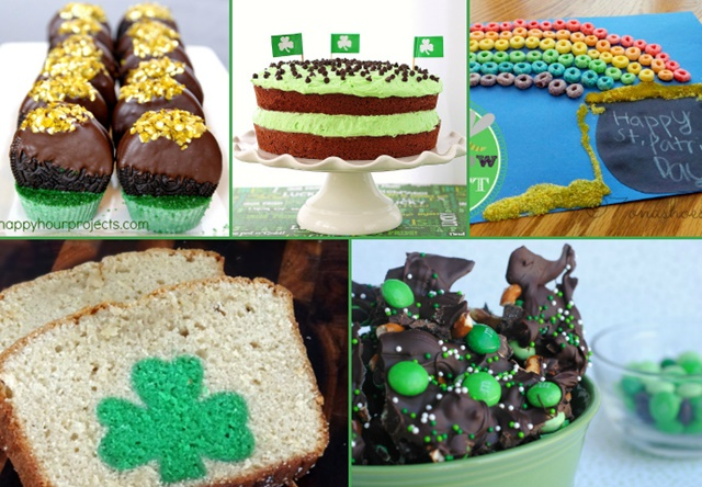 20 Creative & Cute St. Patrick's Day Ideas