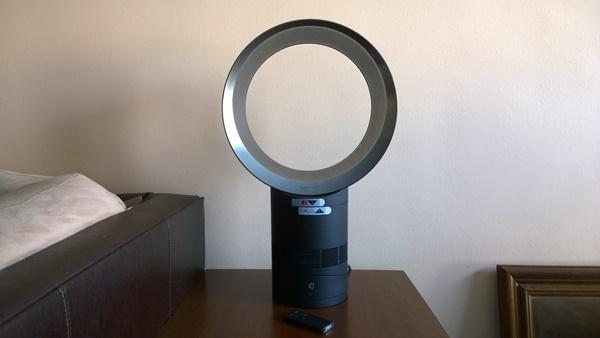 Dyson Bladeless Fan AM06 Review