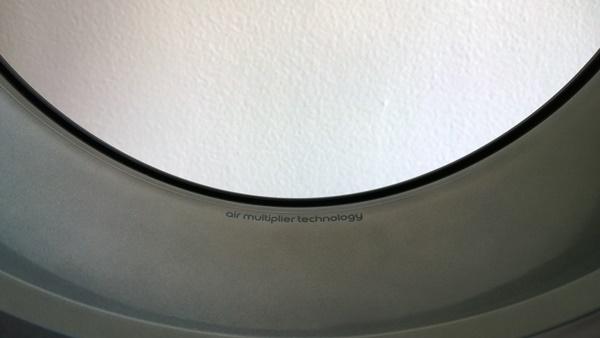 Dyson Bladeless Fan Air Multiplier