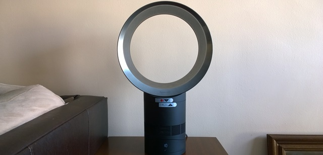 Dyson Bladeless Fan Featured