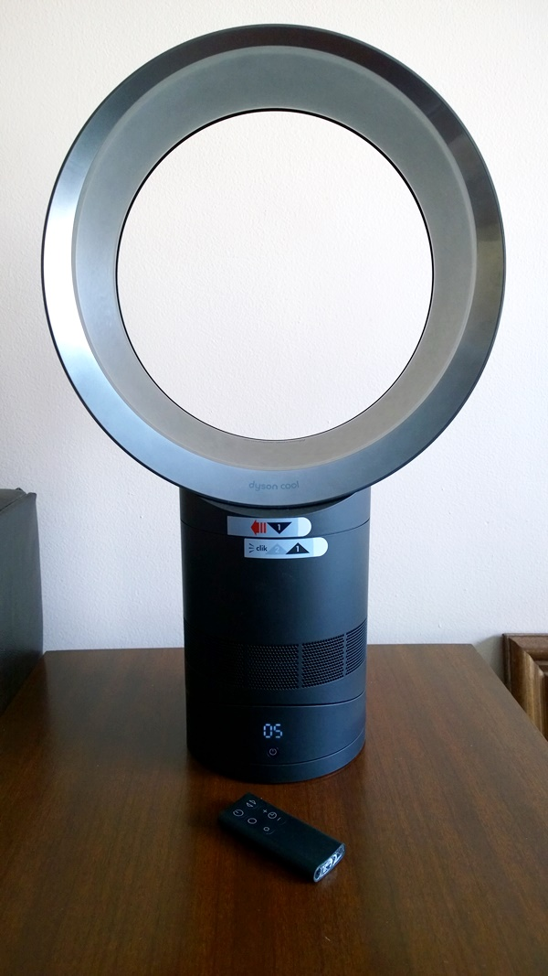 dyson bladeless fan review. Black Bedroom Furniture Sets. Home Design Ideas