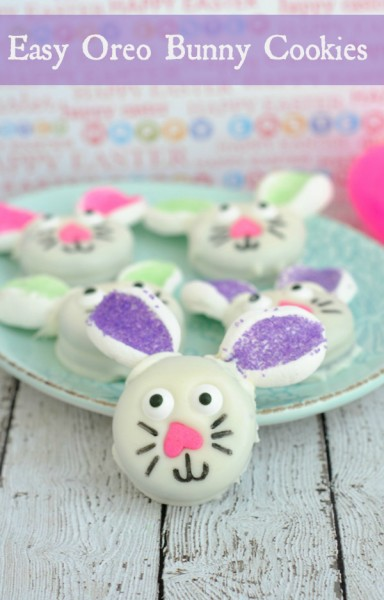 Easy Oreo Bunnies Recipe