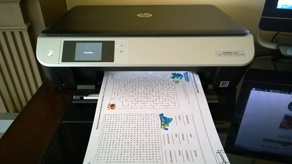 HP Envy 5530 MU Printable