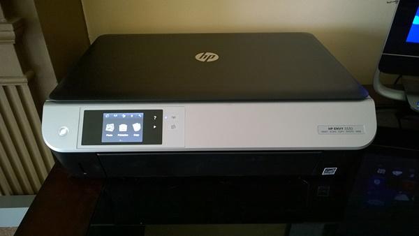 HP Envy 5530