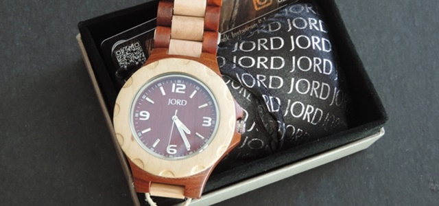 Jord Wood Watch Review Featured