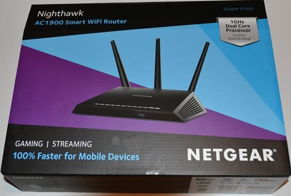 Netgear Nighthawk Box