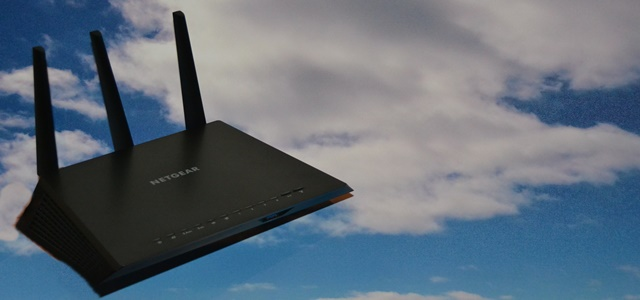 It's a Bird, It's a Plane, No, It's the Netgear Nighthawk Smart Router to Save the Day!