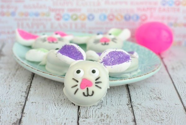 Oreo Bunnies Easter Recipe