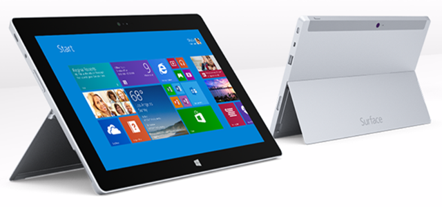 Shopping For A Tablet? Check Out Our Favorite Features Of The Microsoft Surface 2