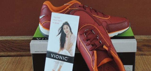Vionic Footwear Review Featured
