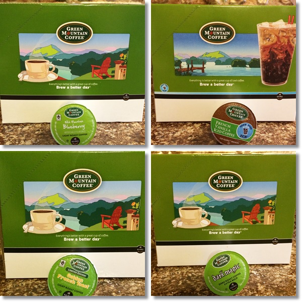 Cross Country Cafe Green Mountain K Cups