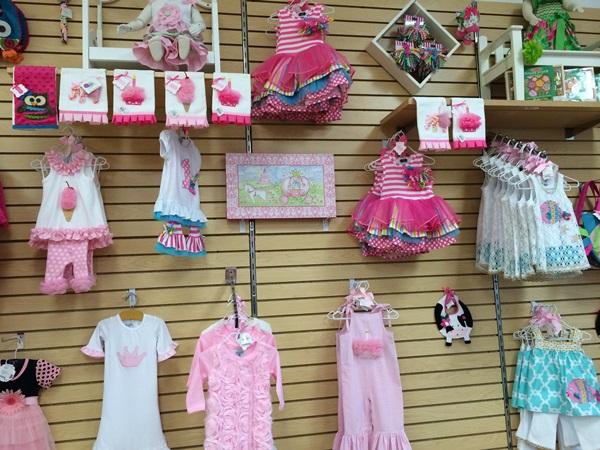 Munchkin's Kloset Baby Birthday Clothes