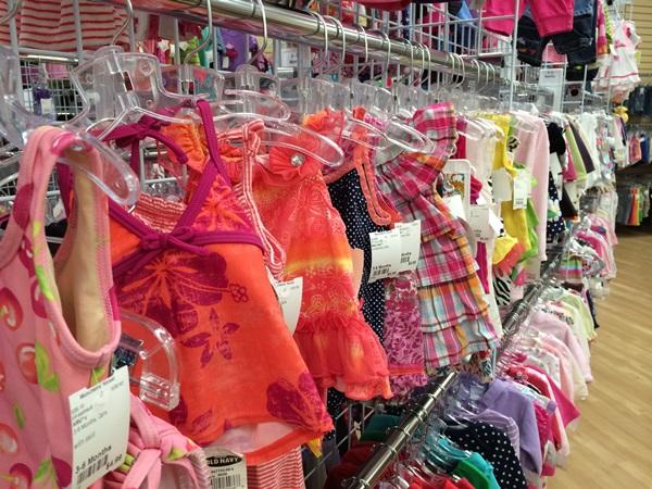 Munchkin's Kloset Baby Summer Clothes