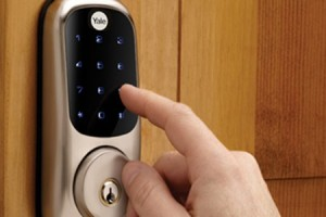 Touchscreen Deadbolt Featured