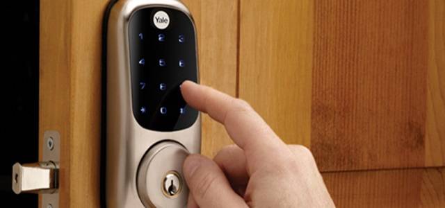 8 Reasons You Need A Touchscreen Deadbolt
