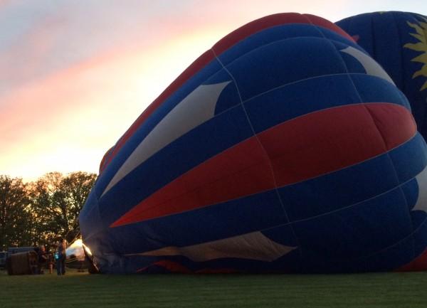 Chagrin Falls Balloon Glow May 2014