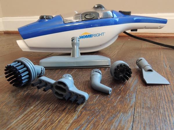 HomeRight SteamMachine Plus Accessories