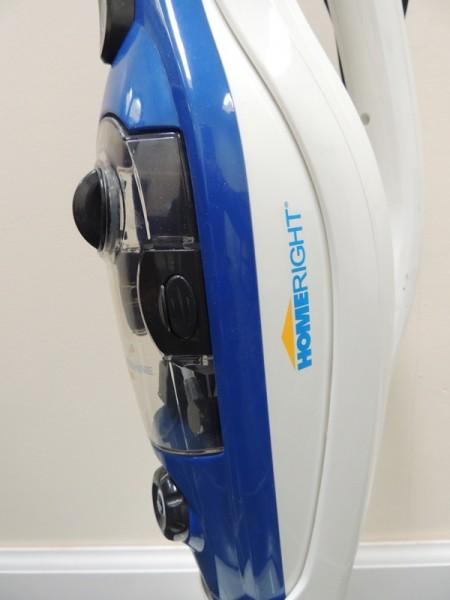 HomeRight SteamMachine Plus Handheld