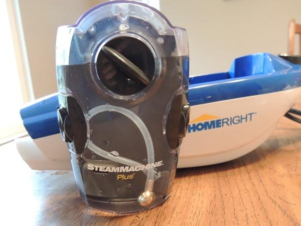 HomeRight SteamMachien Plus Water