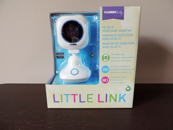Little Link Video Baby Monitor