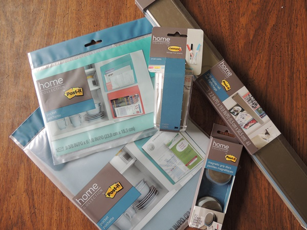 Post-it Home Goods Collection