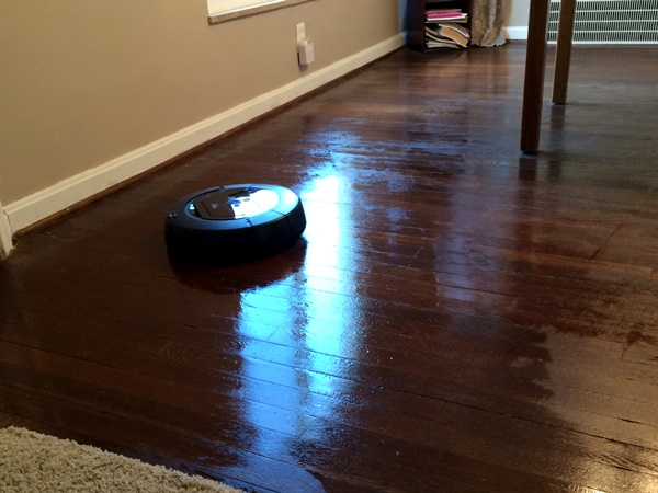 Scooba Mopping Robot