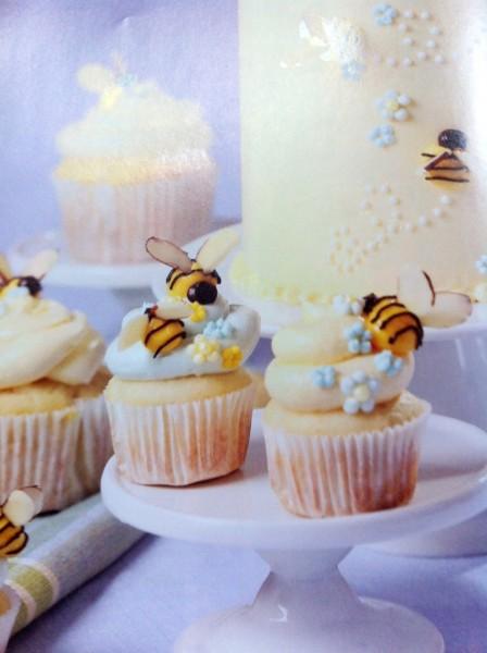 Sensational Buttercream Cookbook Bees