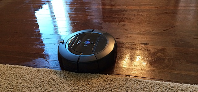 iRobot Scooba Featured