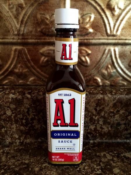 A1 Orgianal Sauce