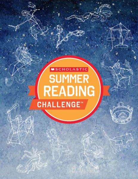 Scholastic Summer Reading Challenge