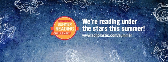 Scholastic Summer Reading Challenge Giveaway