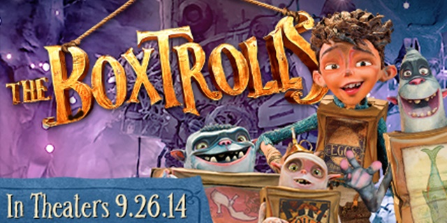 Imagination Foundation & Boxtrolls Cardboard Challenge