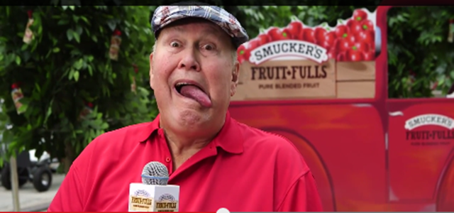 Willard Scott Gave Us A Hilarious Shout-Out!